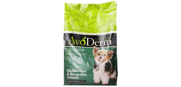AvoDerm Natural Small Breed