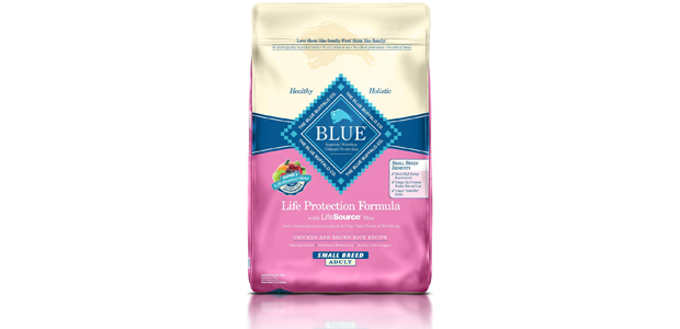 Blue Buffalo Small Breed Formula