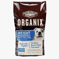 Castor and Pollux Dog Food