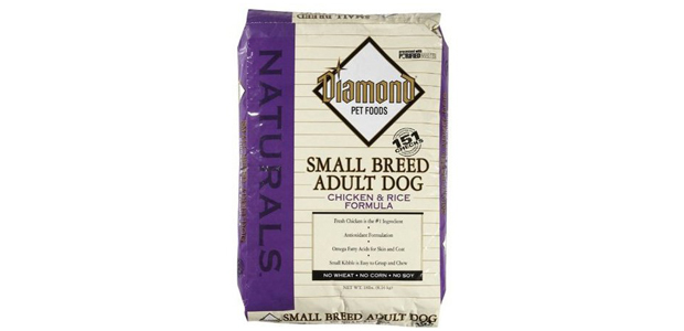 Diamond Naturals Small Breed Adult Dog Formula