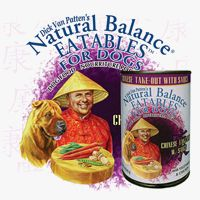 Dick Van Patten Dog Food