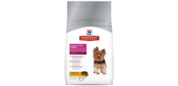 Hill's Science Diet Small and Toy Breed Formula