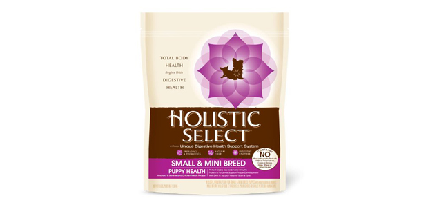 Holistic Select Nourish Small and Mini Breed