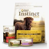 Instinct Dog Food