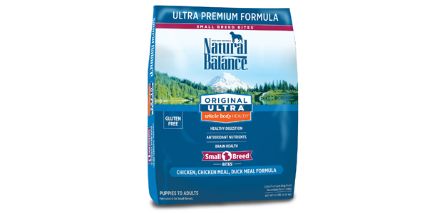 Natural Balance Ultra Premium Small Breed Bites Formula