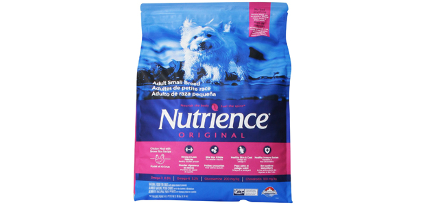 Nutrience Original Adult Small Breed Dog Food