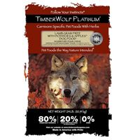 Timberwolf Dog Food