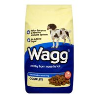 Wagg Dog Food