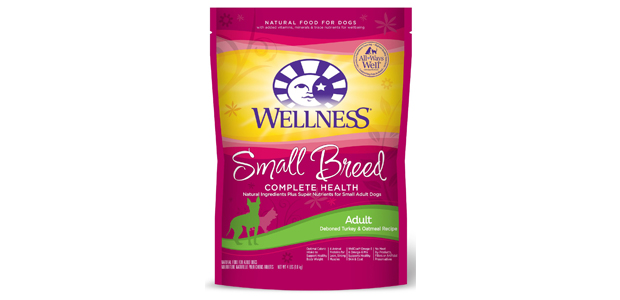 Wellness Adult Small Breed Complete Health Recipe