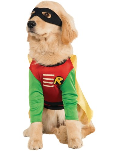 Rubies Costume Teen Titans Robin Pet Costume