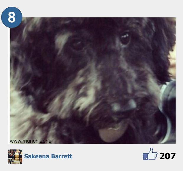 8 - Sakeena Barrett