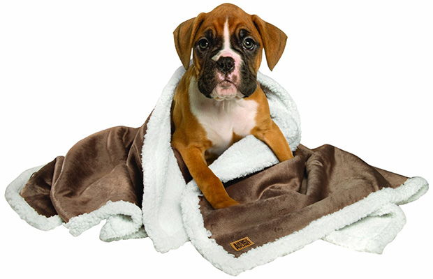 Animal Planet Sherpa Pet Blanket