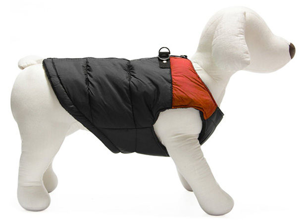 Gooby Padded Vest for Dogs