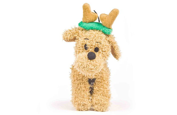Kyjen Singing Dog We Wish You a Merry Christmas Dog Toy