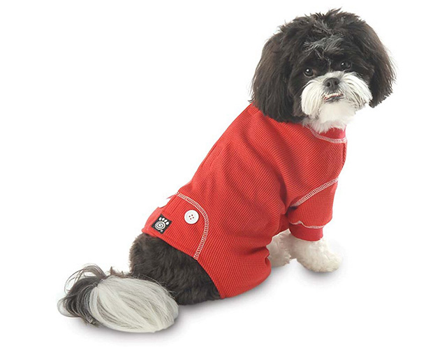 PetRageous Cozy Thermal Pajamas for Pets