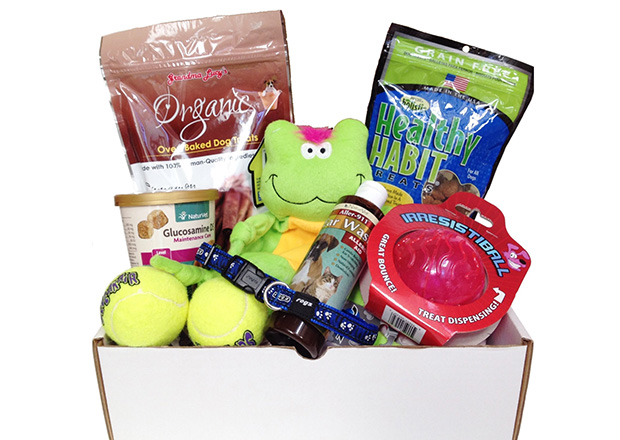 Woof! Doggie Gift Box