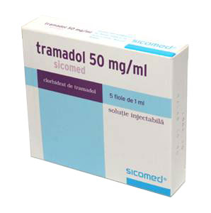 Tramadol Tablets for Dogs - 50mg