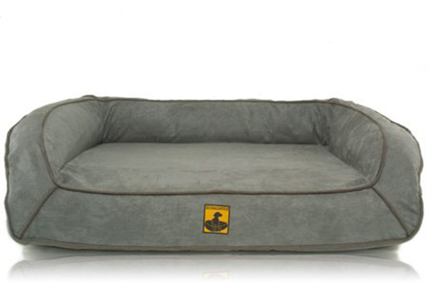 K9 Ballistics Orthopedic Microfiber Bolstered Bed