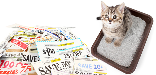 Cat Litter Coupons