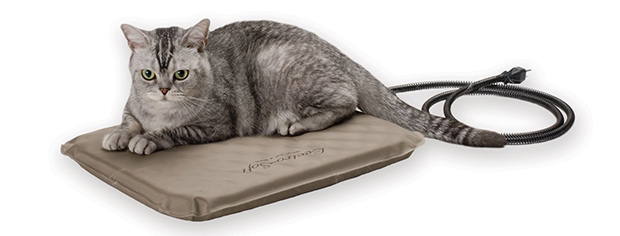 K&H Manufacturing Lectro-Soft Outdoor Pet Bed
