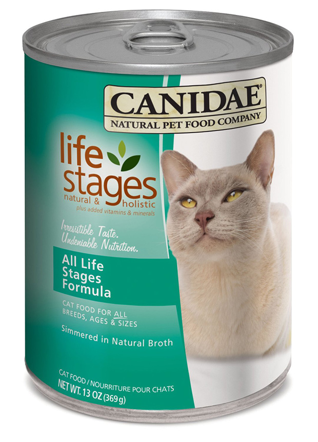 Canidae All Life Stages Can Formula for Cats