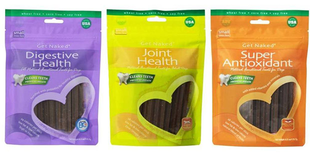 Get Naked Super Antioxidant Dental Chews