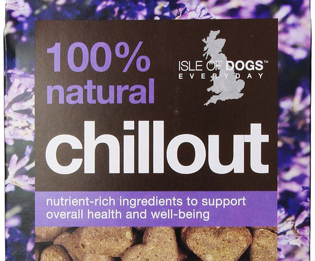 Isle of Dogs 100% Natural Chillout Dog Treats