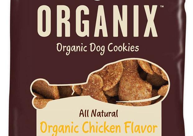 Organix Organic Dog Cookies