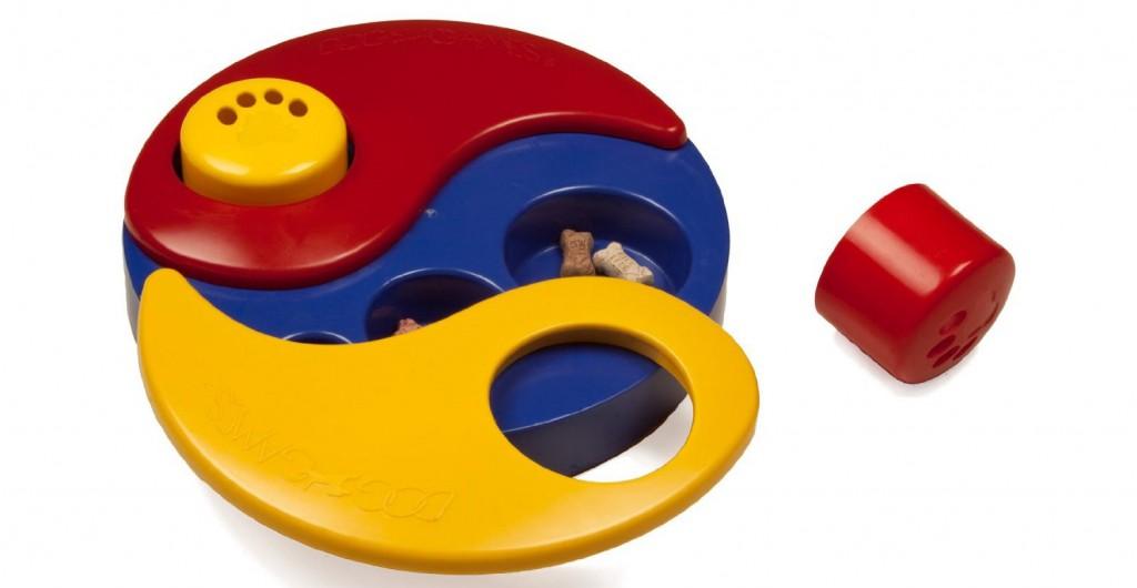 Kyjen Yin-Yang-Yum Treat Toy Puzzle