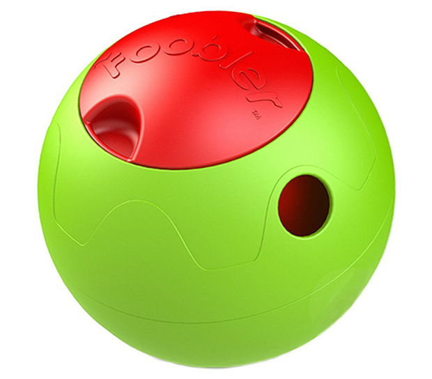The Foobler Timed Puzzle Feeder Ball