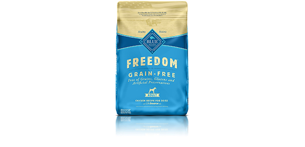 Blue Buffalo Wilderness Grain Free Dry Dog Food