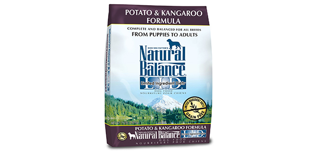 Dick Van Patten's Natural Balance LID Dry Dog Food