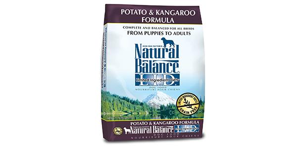 Dick Van Patten's Natural Balance LID Dry Dog Food