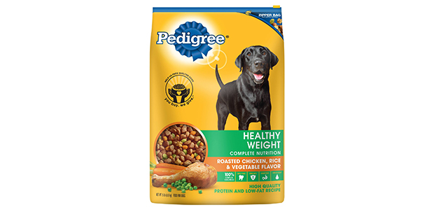 Pedigree Healthy Weight Chicken Flavor Dog Food
