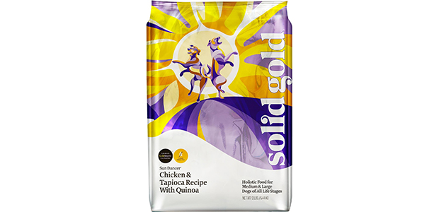 Solid Gold Sun Dancer Holistic Dry Dog Food