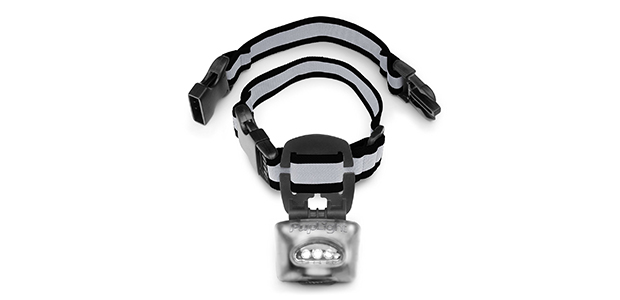 PupLight2 Twice as Bright with Reflective Dog Safety Collar
