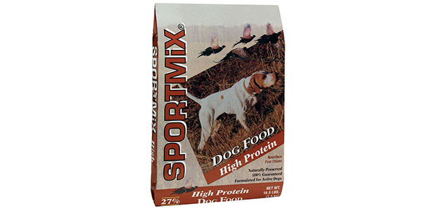 Sportmix High Protein Original Recipe Dry Dog Food