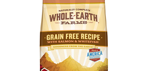Whole Earth Farms Grain Free Dry Dog Food